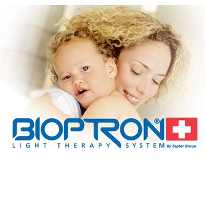 BIOPTRON pediatrie kinderen