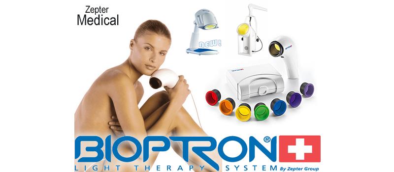 Bioptron lichttherapie van Zepter