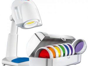 Kleurlichttherapie Bioptron