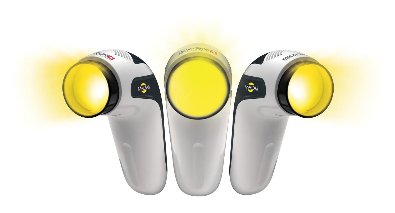 Lichttherapie Bioptron Medall