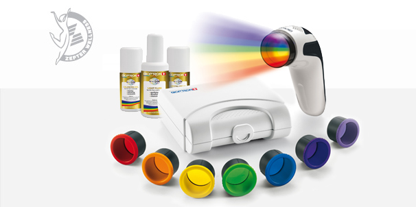 bioptron kleuren lichttherapie
