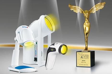 bioptron lichttherapie lampen anti-aging