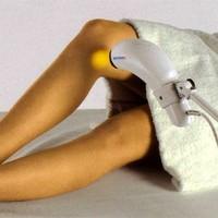 bioptron sport blessure behandeling genezing lichttherapie