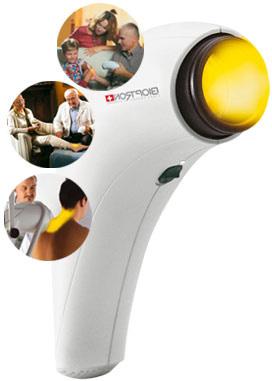bioptron zepter medical toepassingen