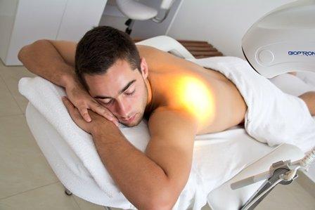 sport lichttherapie bioptron